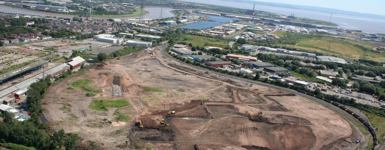 Major Clean Up For Former Rail Yard Walters