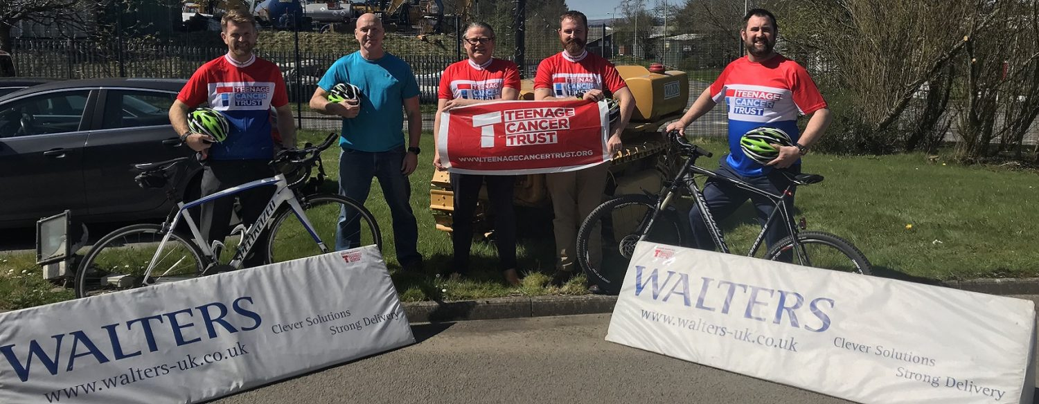 Walters Cycle Challenge